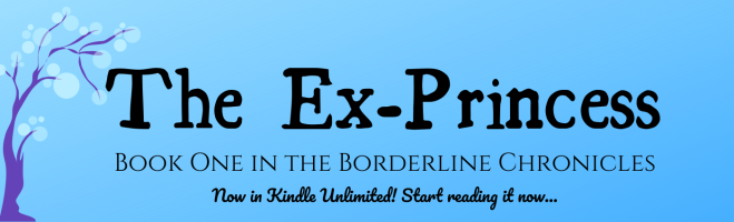 A link for the first book in the Borderline Chronicles, The Ex-Princess, by Fiona West