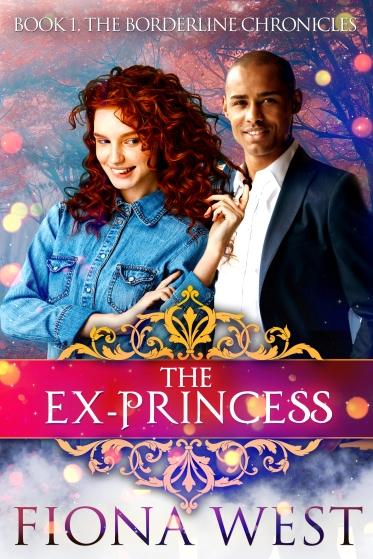 The Ex-Princess cover